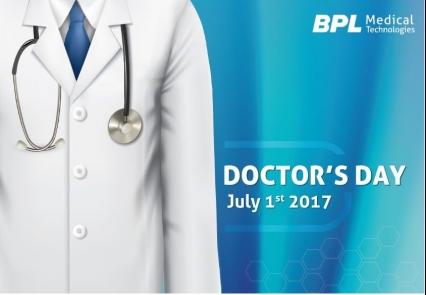 BPL Celebrates Doctor's Day