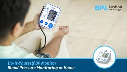 Do-It-Yourself BP Monitor: Blood Pressure Monitoring at Home
