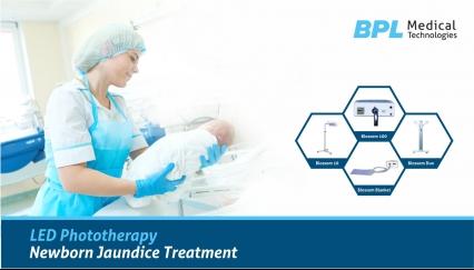 LED Phototherapy: Newborn Jaundice Treatment