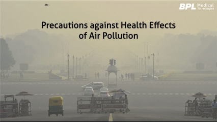 Precautions against Health Effects of Air Pollution