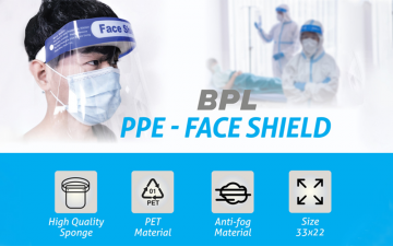 BPL PPE Goggles