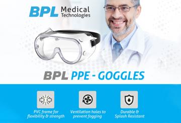 BPL PPE Face Shield