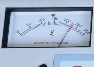 Independent Voltmeter